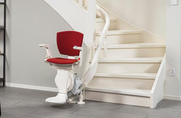 chaise monte escalier courbe electrique toulouse, occitanie