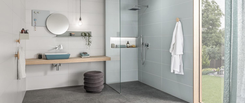 Douches seniors : concevons votre salle de bain évolutive