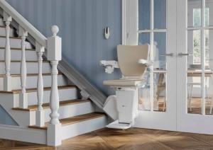 Monte escalier droit standard